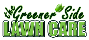 The Greener Side Lawn Care Logo